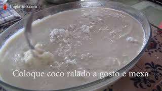 NTNQS Cuscuz de Tapioca sem Açúcar