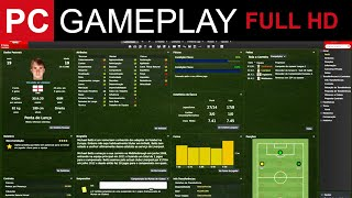 Football Manager 2012 Gameplay (PC HD)