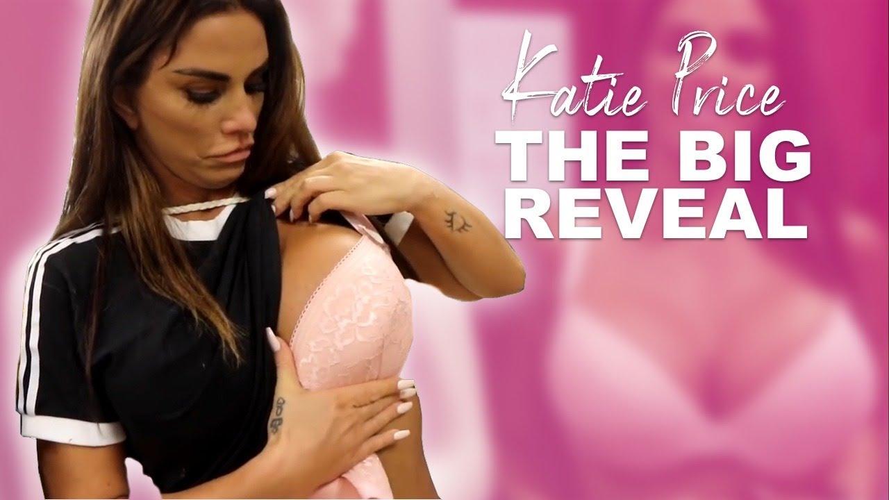 Revealing My New Bra Size Katie Price Youtube