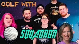 SQUADRON PLAYS WITH BALLS | Golf With Your Friends | TGN Squadron Funny Moments