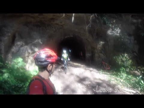 Ciclismo de montaña | Tunel de Oxolotán Tacotalpa Tabasco