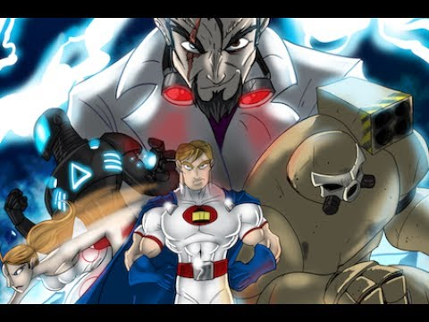 Let's Try: Sentinels of the Multiverse [Co-Op Comic Book Card Game]