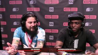 Mango's Speech at Genesis 3 - #1 In Our Hearts