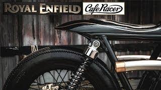 Cafe Racer (Royal Enfield 650 Interceptor by Zeus Custom )