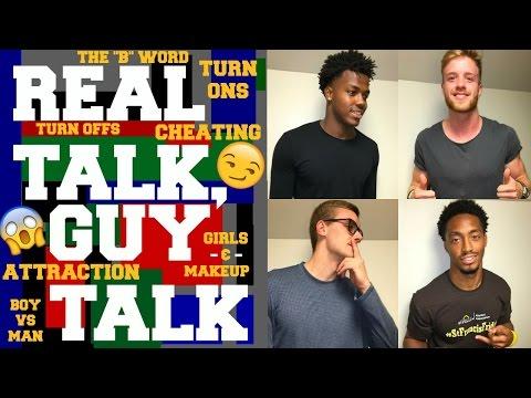 Real Talk, Guy Talk | HOW TO: KEEP A MAN | Season 2 Ep. 4