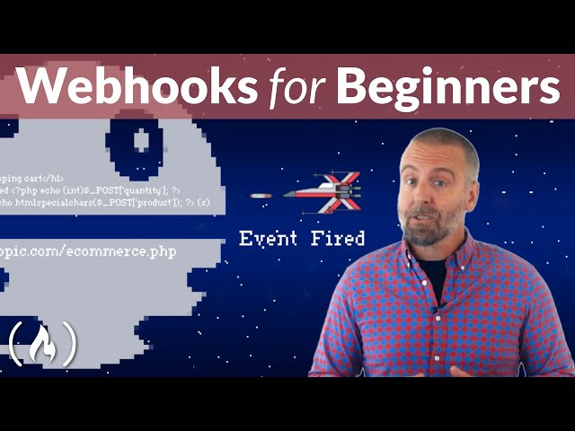 Webhooks for Beginners - Full Course