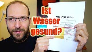 Ist Wasser gesund? Ein Veganer packt aus! [VEGAN]