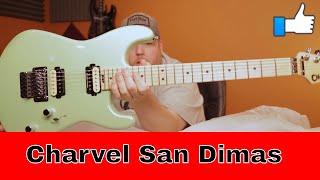 Charvel Pro Mod San Dimas Box Opening Musicians Friend Open Item