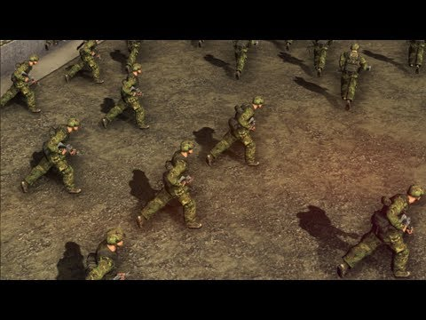 BREAKING: SOUTH KOREAN ARMY DEFENDS MOUNTAIN SIDE | Wargame: Red Dragon Gameplay