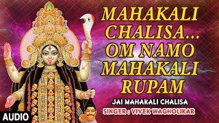 mahakali chalisaom namo mahakali rupam devi bhajan i vivek wagholikar i full audio song i