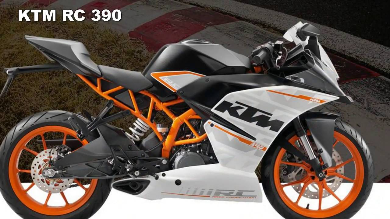 new updated 2017 ktm rc 390 preview - youtube