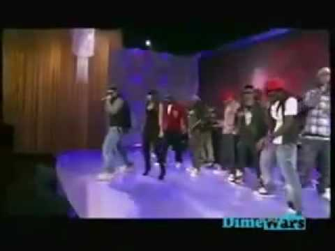 Young Money ft. Lloyd - Bedrock (LIVE) (HQ)