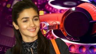 Spotted DJ Alia Bhatt in The Break Up Song - Ae Dil Hai Mushkil