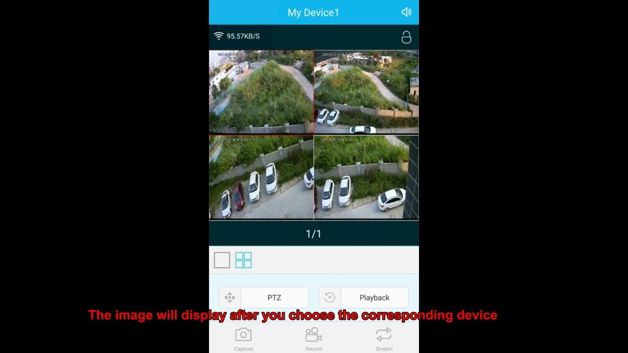 ZOSI Security Software- How to setup remote viewing by IP Pro App