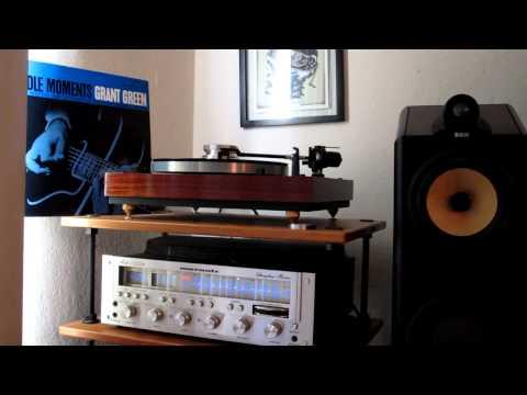 Grant Green Blue Note Record