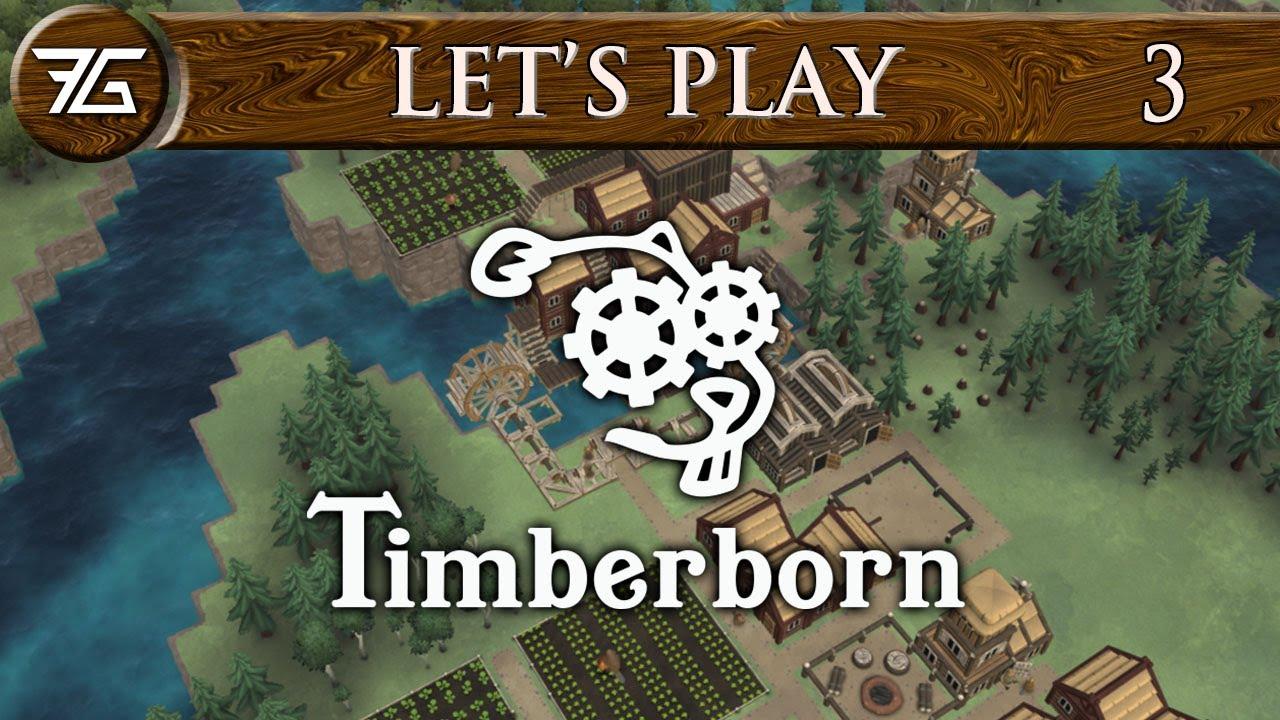 Timberborn beta - Ep 3 Food Crisis