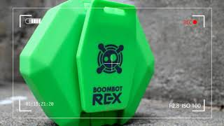 The Boombot Rex Offers Generous Power in a Convenient, Clip on Package