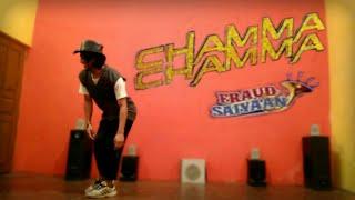 Fraud Saiyaan : Chamma chamma Dance Video | Neha Kakkar, ikka ,Tanishk Bagchi | Arshad , Elliavram |