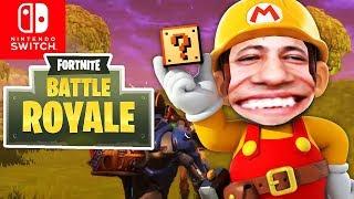Ich bin der BAUMEISTER PRO! | Fortnite Battle Royale Nintendo Switch Deutsch