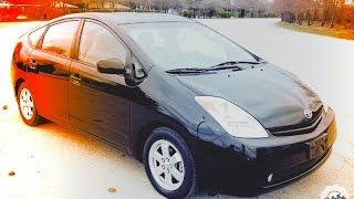 AvtoAssistent - Осмотр Toyota Prius