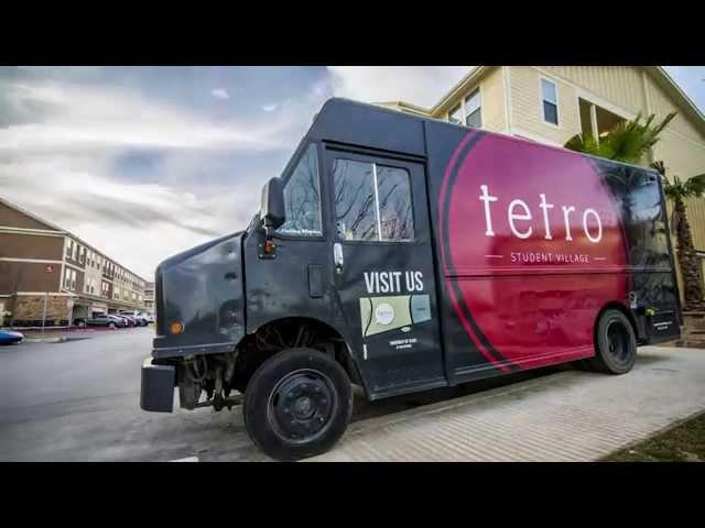 Tetro Student Village San Antonio video tour cover