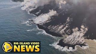 hawaii volcano national park eruption update