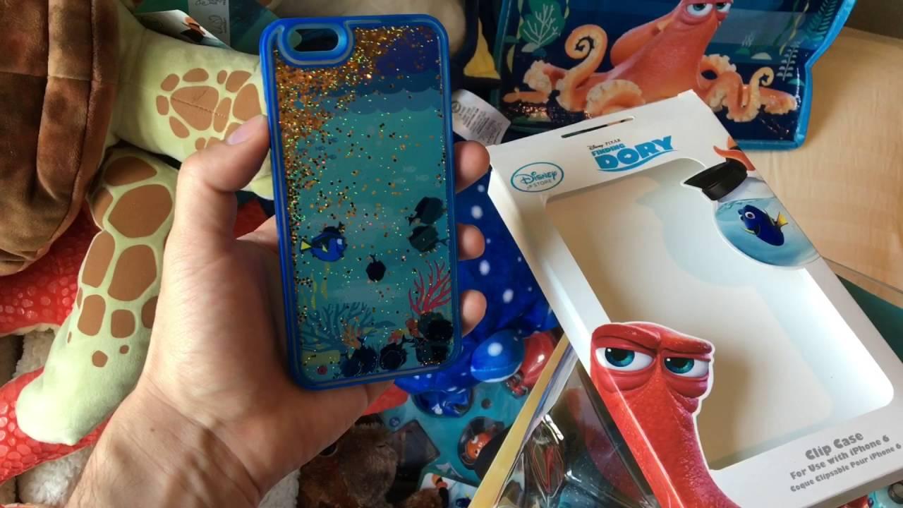 best website ab2ae 66225 Disney•Pixar Finding Dory Disney Store Exclusive iPhone 6 Clip Case