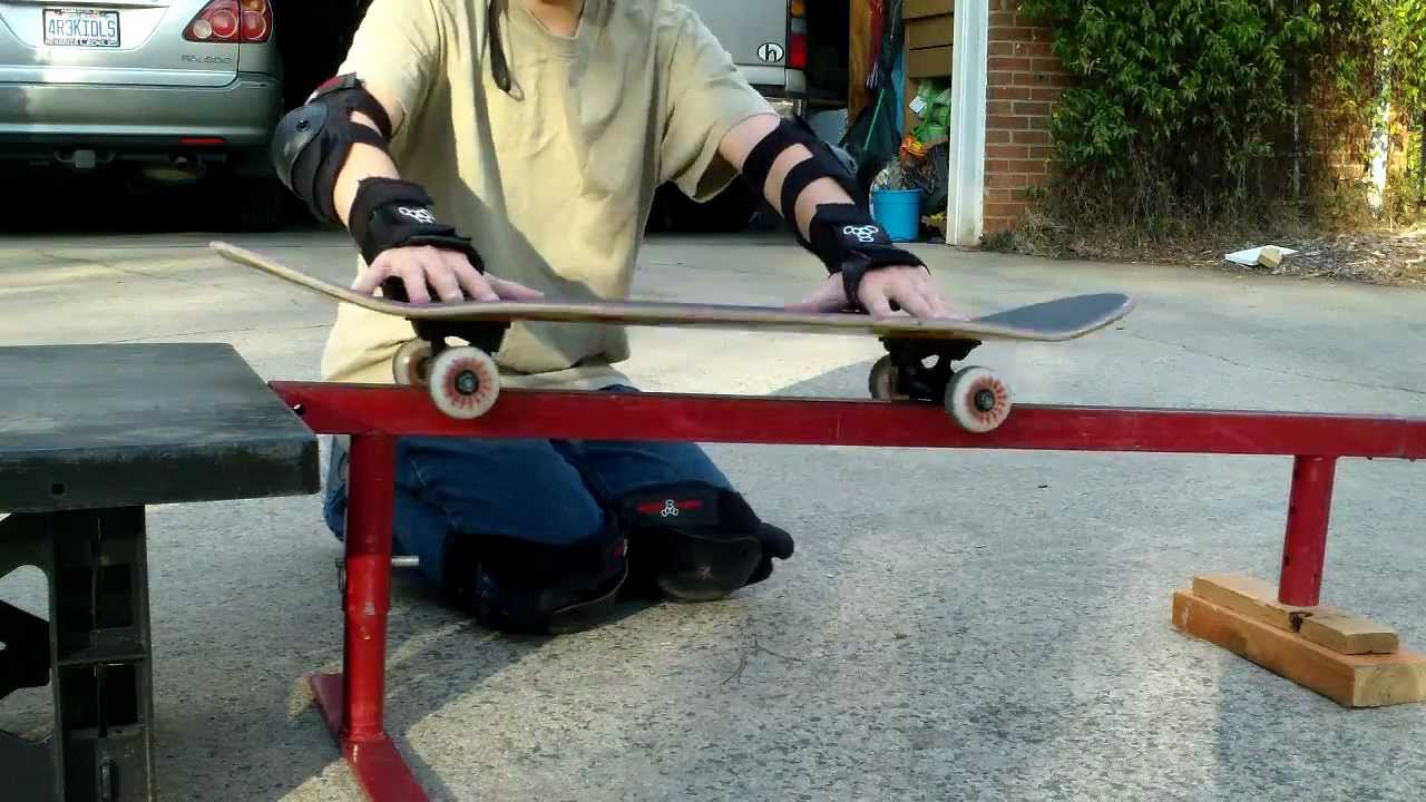 how to grind with your skateboard