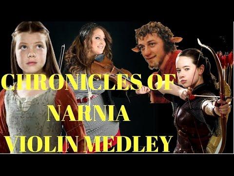 Chronicles of Narnia Violin Medley !!!!!!!