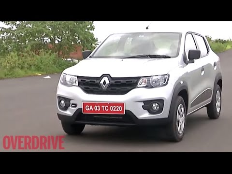 Renault Kwid First Drive Review India Youtube