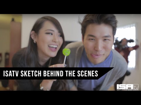 Download Behind the Scenes of An ISAtv Sketch