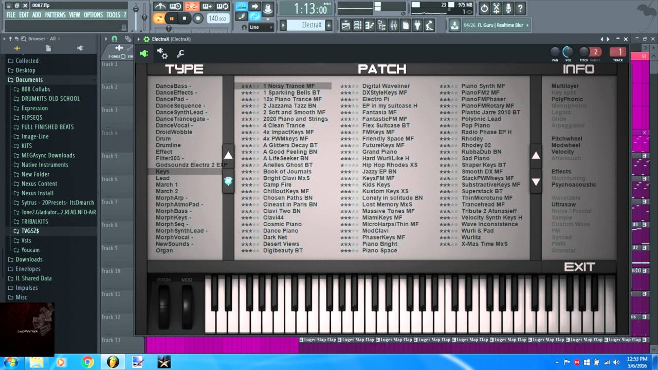 Tone 2 electra x | Tone2 Electra 2 Synthesizer  2019-06-14
