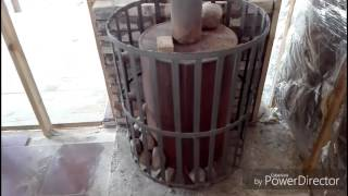 як зробити пічку для лазні своїми руками з металу