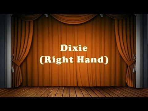 Dixie (Right Hand) (Piano Play)