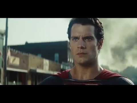Man Of Steel Superman vs  General Zod Smallville Fight Part 1