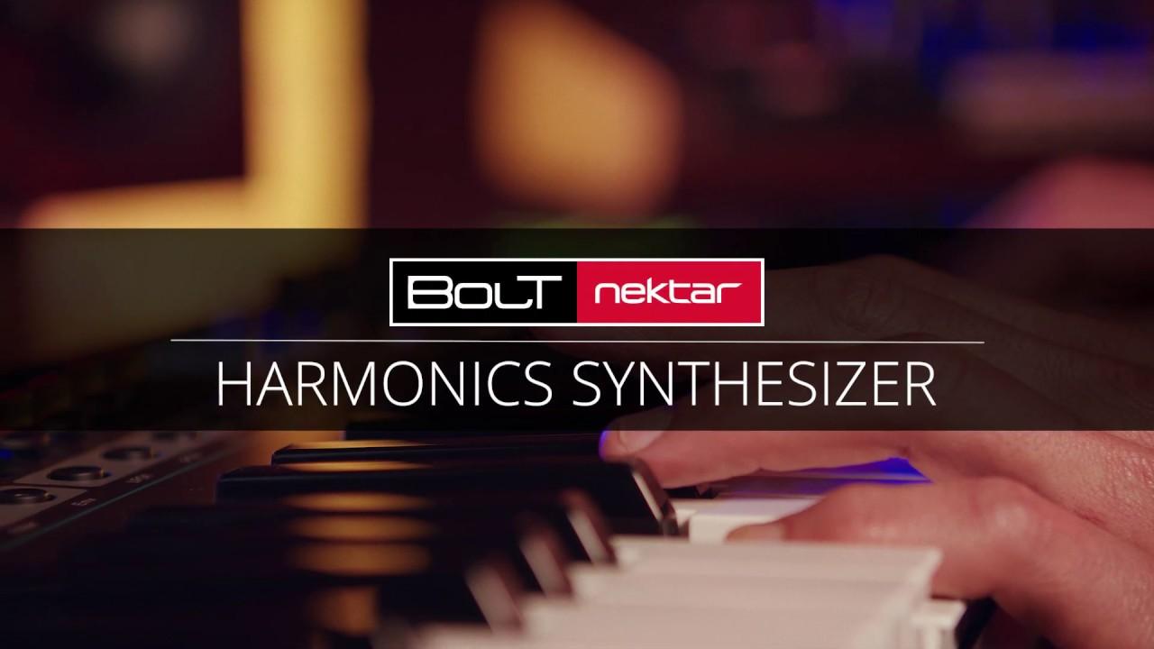 Bolt Harmonics Synthesizer VST-AU | Nektar Technology, Inc