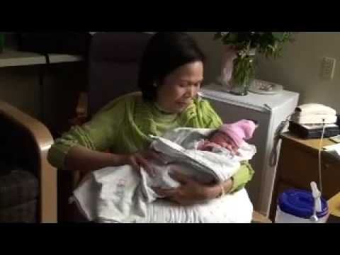 Sophia Andres, the first 24 hours