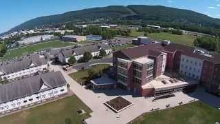 Pennsylvania College of Technology Aerial Flyover Remix