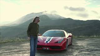 TopGear : James May & the Ferrari 458 Speciale