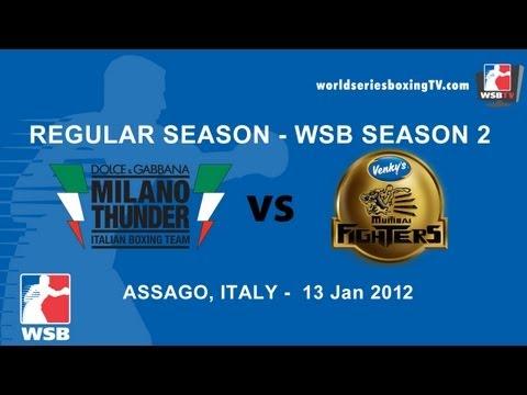 Milan vs Mumbai - Week 6 WSB Season 2