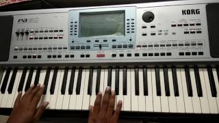 All to Jesus I surrender - Keyboard Chords
