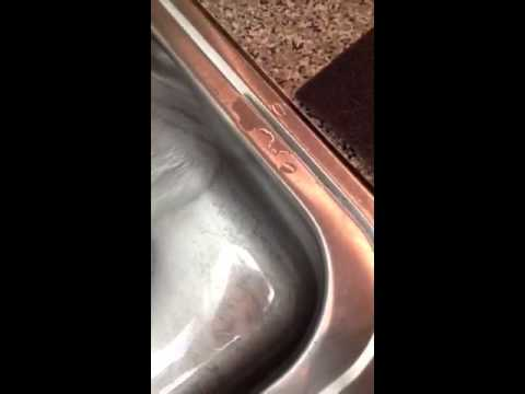 How To Refinish Stainless Steel Sink