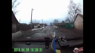 Богдановка 02 Ужасная дорога