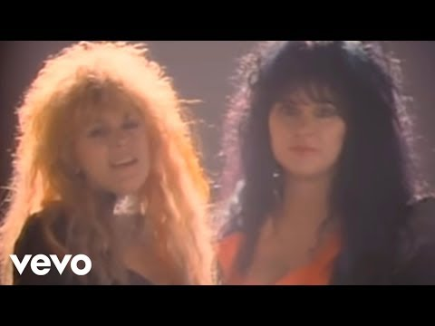 Heart - These Dreams (Official Video)