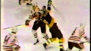 Dave Manson Vs Ray Bourque Roughing
