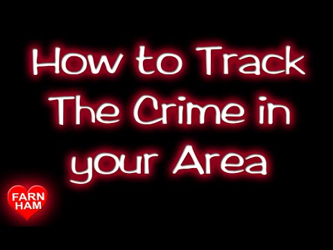 How to use Crime Map in UK