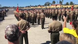 MCRD San Diego Family Day October 21 2016