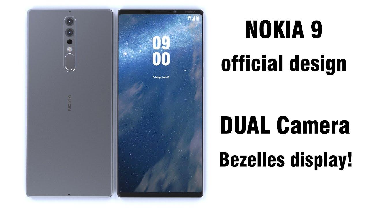 Nokia 9 Official Design Youtube