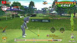 EVERYBODY´S GOLF (PS4/PS5) - Rondas diarias online y se viene TORNEO DE VERANO | Gameplay en Español