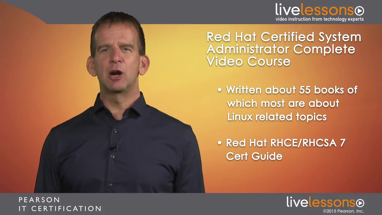 Introduction to Red Hat RHCSA & RHCE Full Course
